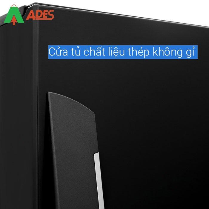 tu lanh lg Inverter gn-d602bl chat lieu