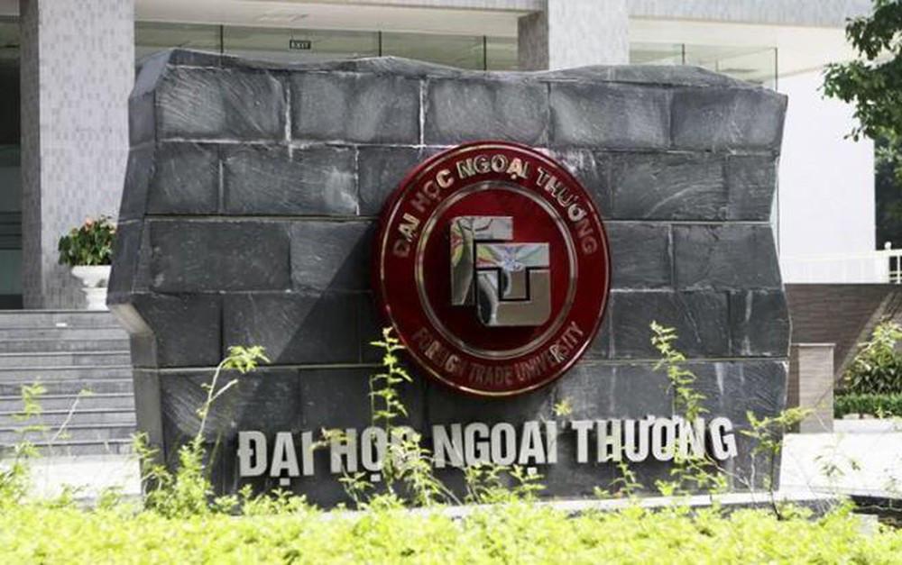 Đại học Ngoại thương là một trong những ngôi trường top đầu được nhiều sỹ tử ao ước.
